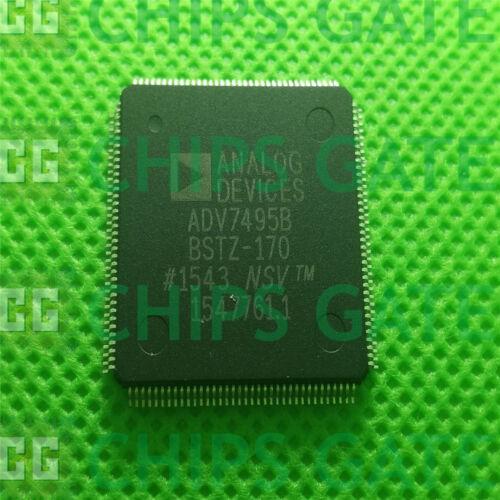 2PCS IC ANALOG DEVICES QFP-144 ADV7495BBSTZ-170 ADV7495B-BSTZ-170 ADV7495B