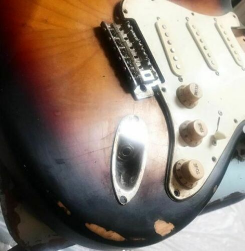 Stratocaster Relic guitar bodies NGS Guitars /'Linton/' finish