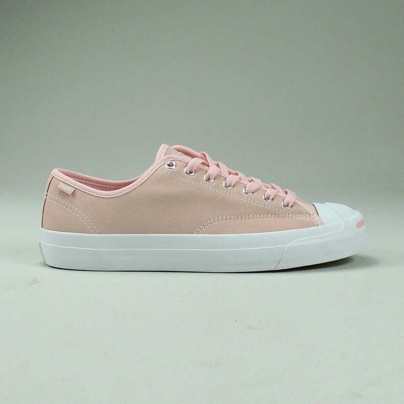 Converse Jack Purcell Pro OX shoes – Light Pink in UK size 7,8,9,10