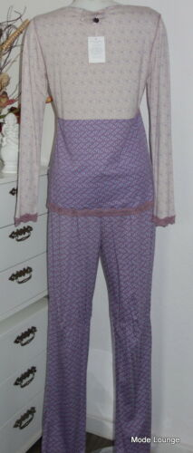 bianco Maria Vive Pants 31671 Viola Top Pajama Xl Fairy's Dream rBrd7q0w1