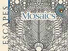 Escapes Mosaics Coloring Book by Jessica Mazurkiewicz (Paperback, 2016)