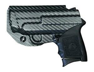 Kydex-Iwb-Holster-Smith-amp-Wesson-Bodyguard-380-With-Factory-Laser-amp-Non-Laser