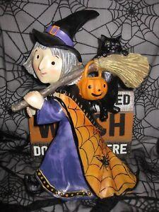 Primitive Halloween Witch