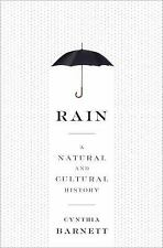 Rain: A Natural and Cultural History-ExLibrary