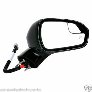 Image Is Loading New Oem 2017 Ford Fusion Right Mirror Penger