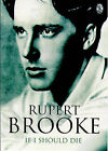 If I Should Die by Rupert Brooke (Paperback, 1996)