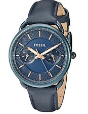 Fossil ES4092 Women's Tailor Leather Multifunction Watch
