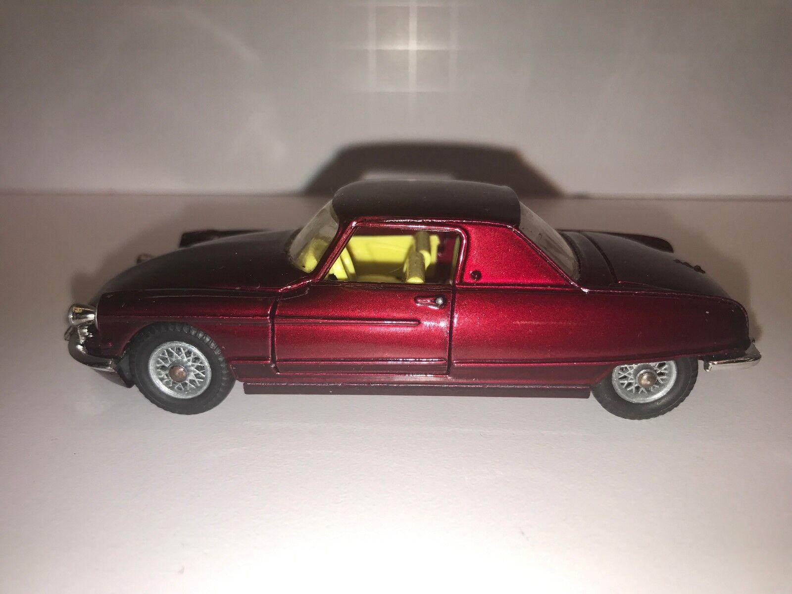 Corgi Toys Le Dandy Coupe-Henri Chapron cuerpo en chasis CITROEN D.S. Excelente