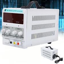 30v 5a Dc Power Supply Precision Variable Digital Adjustable Lab Grade 110v