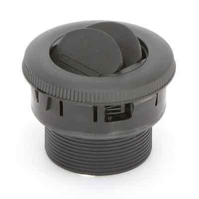 Rocking Vane Round Dash Vent 70mm Dia Dashboard Heater//Air Vent For Kit Car