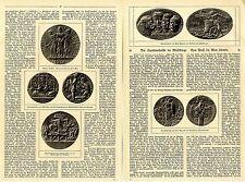Die Spottmedaille im Weltkriege ( Karl Götz Ludwig Gies ) Bild-Report c.1916