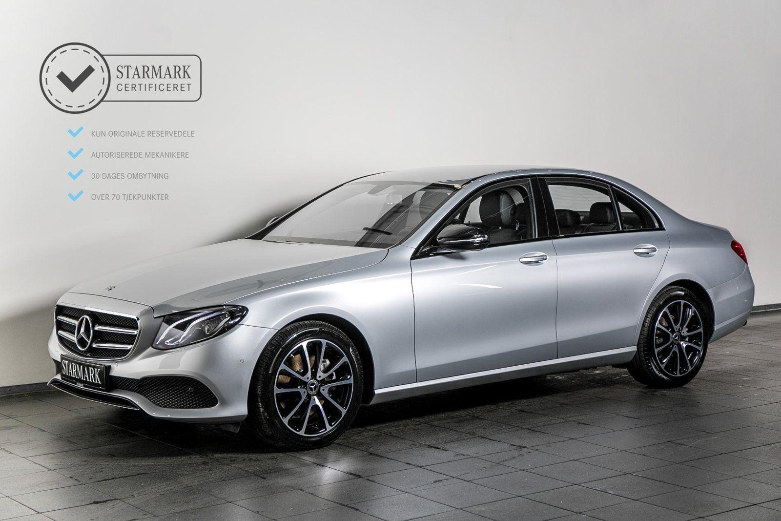 Mercedes E220 d 2,0 Avantgarde aut. 4d - 559.900 kr.