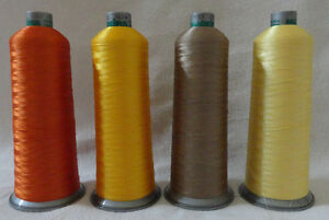 New Madeira Polyester Polyneon Embroidery Thread 5000m Cone