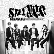 SHINEE - [THE SHINEE WORLD] THE FIRST 1st Album B Ver CD K-POP Seal SM