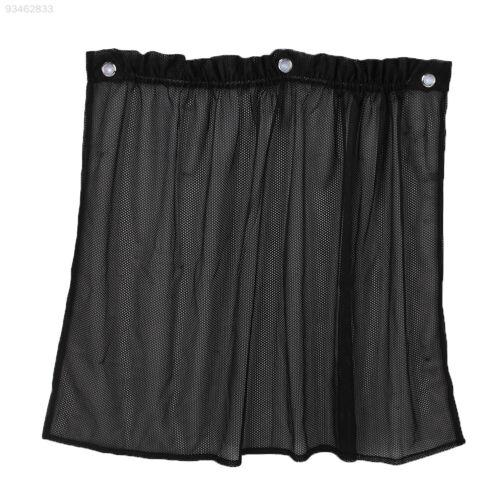 5C48 52 X 80cm Curtains Lightweight Foldable Pair Protection Car Shade Cloth