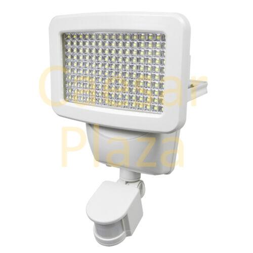 4 PACK 150 SMD LEDs Solar Powered White Motion Sensor Security Light Flood 100