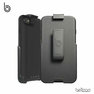 quality design c70b2 8bb59 Details about Belt Clip Holster for Mophie Juice Pack Air Battery Case  iPhone 7 iPhone 8 4.7