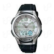 Casio Men's AQ180W-7BV Ana-Digi Light Watch
