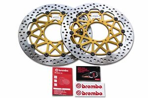 Honda Cb1000rr Abs 2008 320mm Brembo Supersport Hpk Front