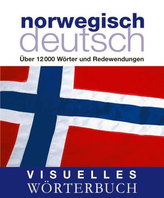 Visuelles Wörterbuch Norwegisch-Deutsch (2011, Taschenbuch)