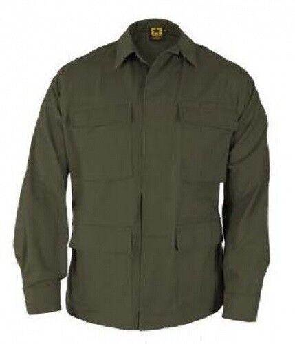 Us propper BDU Army exterior exterior exterior chaqueta Coat Jacket verde oliva large regular a9eb69