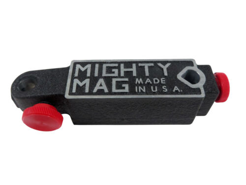 4 Each Westhoff Mighty Mag Bases with 45 Pounds Pull and 6 Mounting Locations