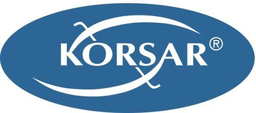 KORSAR® Fleecejacke Spirit safaribeige-schwarz 320g//m2 Arbeitsjacke Winterjacke