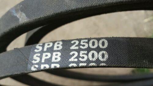 Segadora V Cinturón SPB 2500