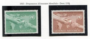19328-UNITED-NATIONS-Vienna-1983-MNH-World-Food