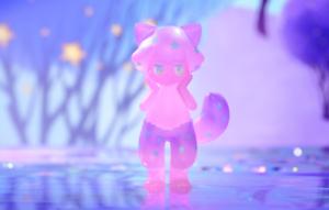POP MART x SEULGIE SATYR RORY Adventures In Wonderland Cheshire Cat Mini Figure