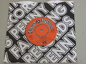 Daniel-Boone-I-think-of-you-STUNNING-NEAR-MINT-7-034