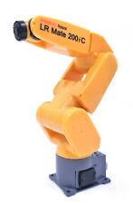 Fanuc Lr Mate 200ic Robot Arm Plastic Model
