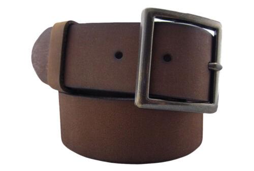 Edwards Garment Unisex Antique New Leather Casual Belt BC01