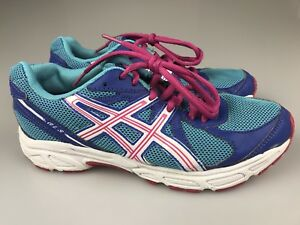 ASICS GLS RUNNING Training Shoes Womens Size 8 EUR 39.5 Gray