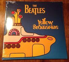 The Beatles Yellow Submarine Soundtrack 1999 Vinyl SEALED Record LP