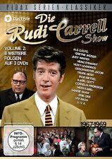 Die Rudi Carrell Show Vol. 2 - DVD Serie 8 weitere Folgen der Show Pidax Neu Ovp