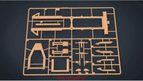 Hobbyboss 85519 1//35 M911 C-HET W//M747 Heary Equipment Semi-Trailer Model Kit