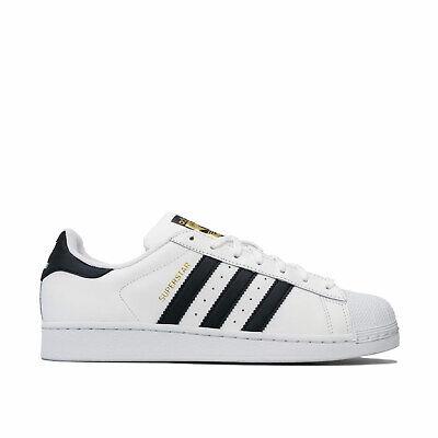 adidas superstar blanche et or