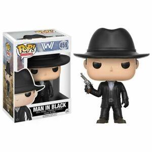 Funko-Pop-Television-Westworld-The-Man-In-Black-459-Vinyl-Figure-NEW