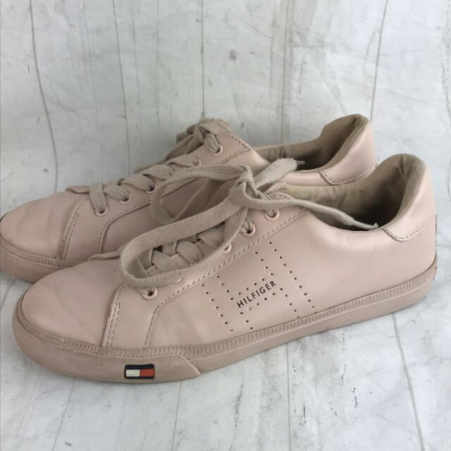Tommy Hilfiger Womens Luster Pink