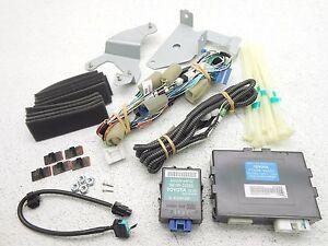 oem 2010 2011 toyota camry hybrid remote start kit ebayimage is loading oem 2010 2011 toyota camry hybrid remote start