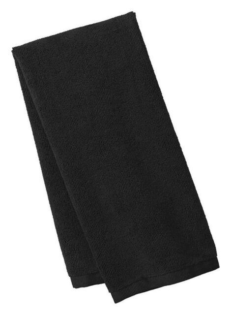 Port Authority Men/'s TW52 Finger Towel Sport Towel NEW