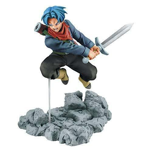 Banpresto Dragon Ball Super Soul X Soul Figure Trunks Action Figure