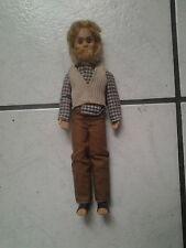 Familie Sonnenschein-Sunshine Family-Puppe --70  er Jahre -Opa    Sonnenschein