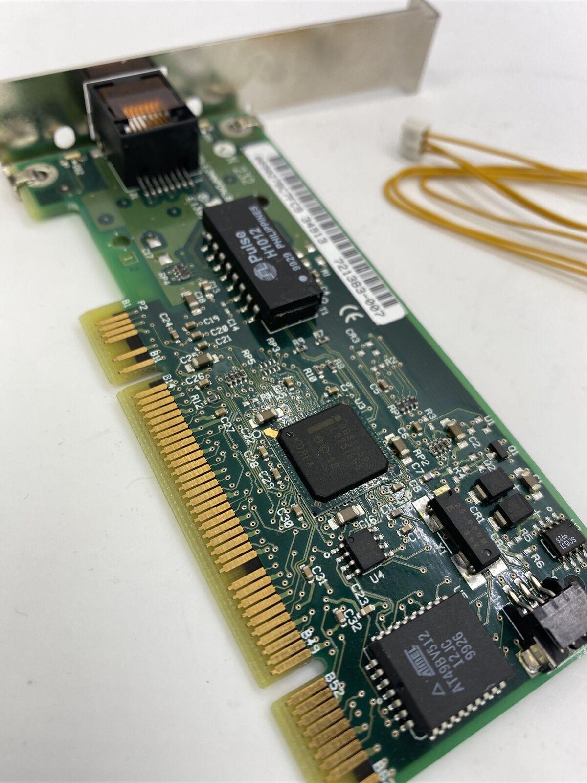 Intel 10/100 PCI Ethernet RJ-45 Network Card 721383-007 721502-005 721503-005