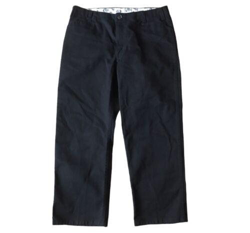 BEN DAVIS PANTS BLACK SIZE 40 STYLE 694 40x29