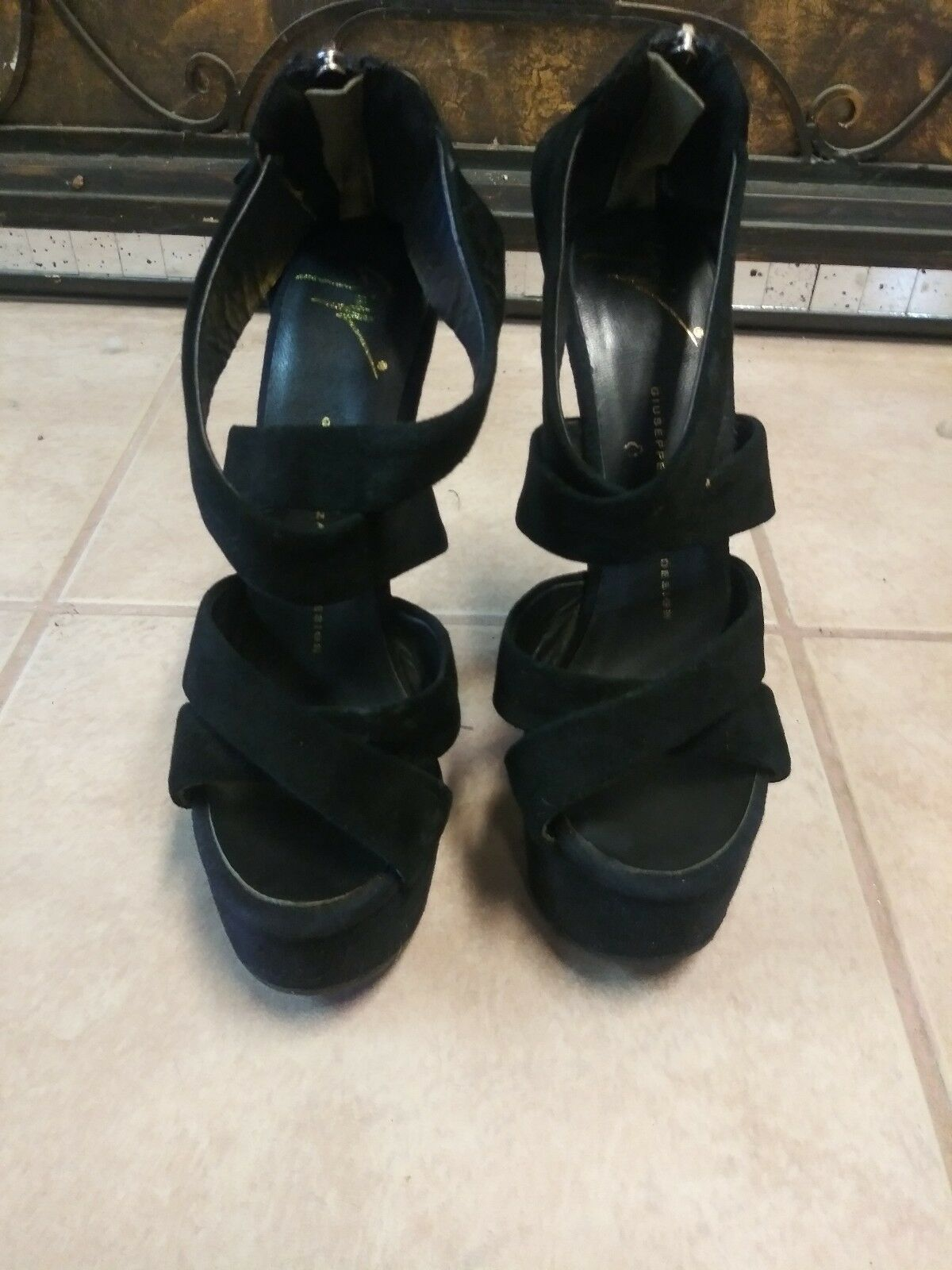 negozio online Guissepe Zanotti Dimensione 37 37 37 scarpe  grandi offerte