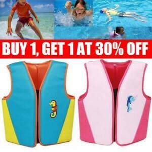 Kid//Adult Sports Swim Floating Swim Kayak Aid Vest Buoyancy Safety Life Jacket