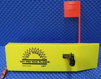 Off Shore Tackle Sst Pro Mag Planer Or37l Left Model, Yellow