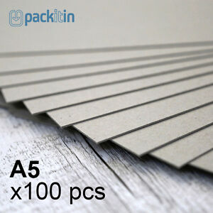 A5-Backing-Boards-100-sheets-700gsm-chipboard-boxboard-cardboard-recycled